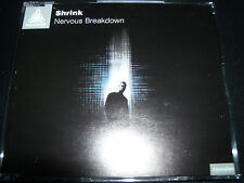Shrink Nervous Breakdown Australian Remixes CD Single