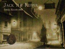"""Jack el Destripador Original 1888 moneda 7""""X5"""" Metal Sign Raro Coleccionable Regalo: 1"""