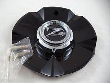 Zinik Wheels Gloss Black Custom Wheel Center Caps # Z20 / SY-CAP (1 CAP)