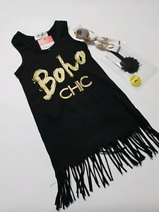 BOHO DRESS FOR TODDLERS/GIRLS.SUMMER STYLE .ANY OCCASION