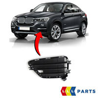 BMW NEW GENUINE X4 SERIES F26 FRONT LOWER CLOSED GRILL LEFT N/S 51117338511