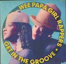 Wee Papa Girl Rappers-get in the groove.7""