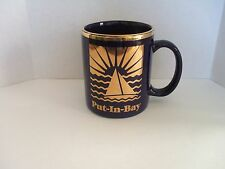 Put in Bay Coffee Cup, Great Condition and Graphics