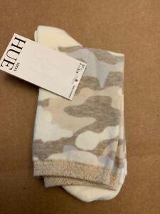 Hue perfect luster,femme,Super Soft,metallic como,Fairisle Tweet 1 pair Socks