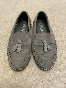 Next Boys Loafer Shoes Size 13