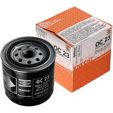 Original MAHLE / KNECHT Ölfilter OC 23 Oil Filter