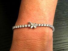 Tiffany & Co. Platinum and Diamond Victoria Tennis Bracelet 3.30 carats $15k NEW