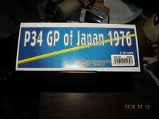 STUDIO 27 1/12 F1 TYRRELL P34 SIX WHEELER JAPAN GP 76 TRANSKIT F TAMIYA