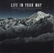 Life in Your Way - Waking Giants (Cd, 2007, Solid State) Usa, Complete