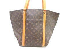 Authentic LOUIS VUITTON Monogram Sac Shopping 48 M51108 Shoulder Bag NO1915