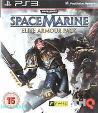 Warhammer 40,000 Space Marine Elite Armour Pack ps3