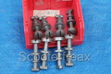 Piaggio Vespa Ciclomotor 1x Pin Perno MEDIO PLATA 142857 para CIAO PX L Boxer