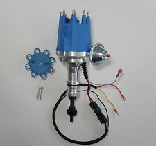SMALL BLOCK FORD 221-260-289-302 Small Cap BLUE HEI Distributor (Electronic)