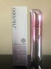 Shiseido White Lucent MicroTargeting Spot Corrector 50ml/1.6oz Sealed. NIB
