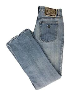 AX Armani Exchange Light Wash Straight Jeans Size 30(29x30 Measured)