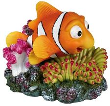 Air Action Clown Fish Aquarium Ornament Moving Nemo Fish Tank Decoration