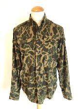Gant X Michael Bastian Camo Shirt Small