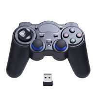 NEW 2.4G Wireless Game Controller Gamepad Joystick for Android TV Box Tablets PC