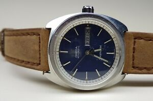 Omega Seamaster 168.034. Special Edition. 1970