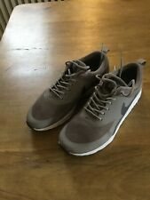 Nike Trainers Size 36.5/3.5 Grey Taupe White Trainers Nike