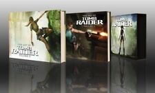 THE ART OF TOMB RAIDER Hardcover Book 1ST EDITION w/ SLIPCASE 400+ PAGES New!