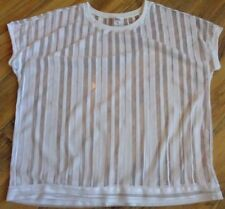 Unbranded Career Striped Tops & Blouses for Women