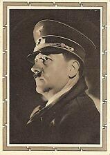 GERMANY - POSTAL STATIONERY / POSTCARD - THIRD REICH  - DER FUHRER - II