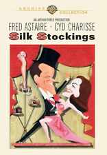 SILK STOCKINGS (Fred Astaire) english cover - DVD - Region Free - Sealed