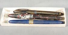 VINTAGE FOUNTAIN PENS GROUP OF THREE SHEAFFER