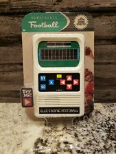 Classic 70s Electronic Football Handheld Video Game - **NEW**