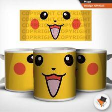 Pikachu Pokemon Coffee Tea Mug Cup Gift Birthday Anniversary Present A