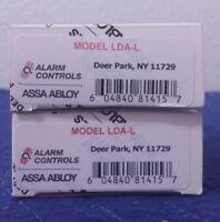 "Alarm Controls LDA-L 1/2"" Amber LED Assa Abloy - 1 of 2 Available"