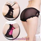 Culottes dérapant femme culotte dentelle lingerie sexy neuf idée cadeau DL-967