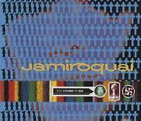 Jamiroquai Too young to die (1993) [Maxi-CD]