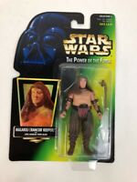 Star Wars, The Power of the Force Green Card, Malakili (Rancor Keeper) Action Fi