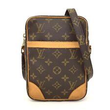 100% Authentic Louis Vuitton Monogram Danube Cross body Shoulder Bag /40679