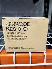 Kenwood KES-3 External Speaker