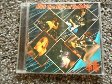 "UFO MICHAEL SCHENKER ""ONE NIGHT AT BUDOKAN"" CD 1996 DOCTOR DOCTOR ATTACK OF THE"