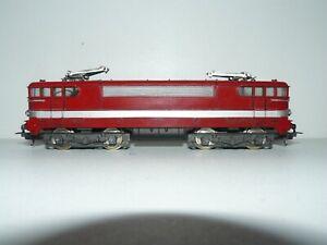 """train électrique ho SNCF locomotive LIMA BB 9210  """" CAPITOLE """""""