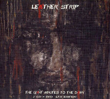 Leaether strip the Giant minutes to the Dawn Limited 3cd/dvd BOX 2007