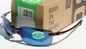 COSTA DEL MAR Ballast POLARIZED Sunglasses Bifocal 2.00 C-Mates Tortoise/Blue
