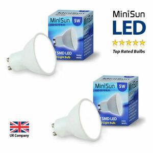 MiniSun LED GU10 Energy Saving Light Bulb Spotlight Lightbulb High Power Lamp A+