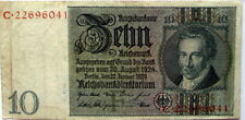 95.5 DZIESIĘC REICHMARK 1929