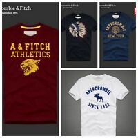 Abercrombie & Fitch Men T shirt AF Muscle Fit by Hollister