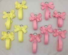 Hair Bow Holder Girls Accessories Organizer Cheer Dance Gymboree Curlies Ribbon