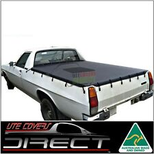 Suits Holden Kingswood HQ HJ HX HZ WB Ute (1971-1984) Bunji Soft Tonneau Cover