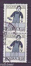Polonia n. 3610 Gest. stella caratteri wodnik ACQUA UOMO -1