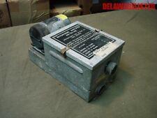 Vintage Military Aircraft Radio Interphone Inter phone amp amplifier am-26/aic