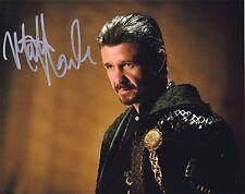 Matt Nable Autographed 8x10 Photo Arrow (3)