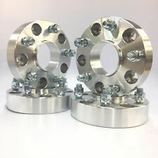 "(4) 2"" Hubcentric Wheel Spacers ¦ 5X135 ¦ 12X1.75 ¦ 87mm CB ¦ 50mm Adapters"
